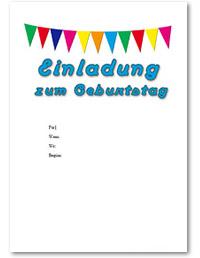 Text Für Einladungen Geburtstag mit perfekt einladung gestaltung